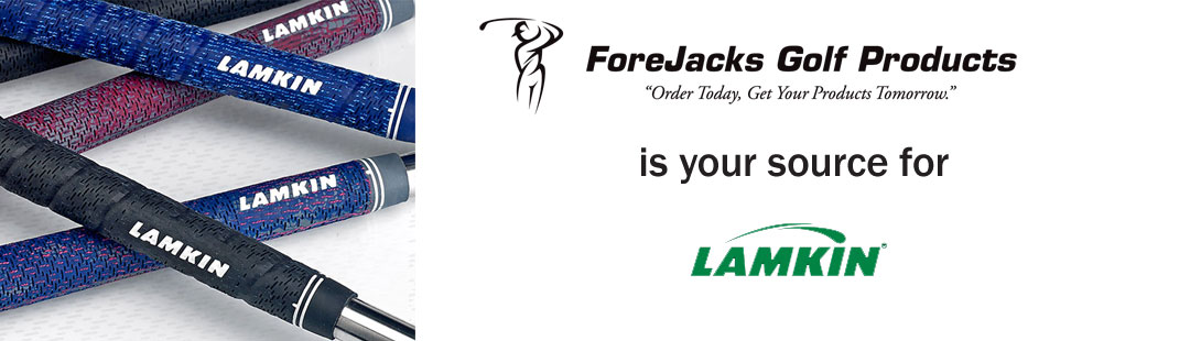 ForeJacks Golf & Promotional Products is your source for Lamkin grips